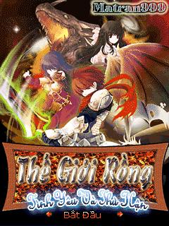 Tải Game Thế Giới Rồng - Tình Yêu và Thù Hận Crack