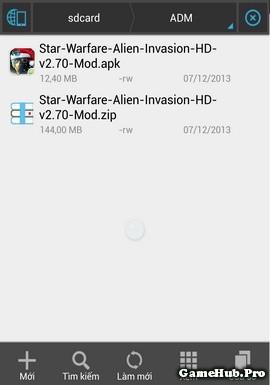 Hướng Dẫn Cài Đặt Game Có Data Trên Android (Có Hình)