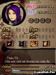 Tải Game Quý Phi Bí Sử Crack Việt Hóa miễn phí