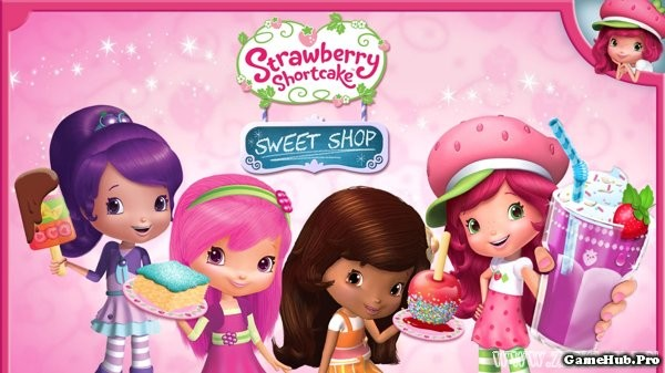 Tải Game Strawberry Sweet Shop Cho Android miễn phí