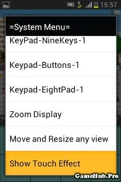 Cách giả lập J2me Không giật, loạn phím trên Android