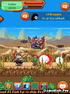 Tải Hack Ngọc Rồng Online 110 Mod Cho Java và Android