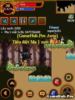 Tải Hack Ninja School AngelChip 1.7.6 Cho Java và Android