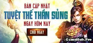 Tải Phong Vân Truyền Kỳ v30 - Game PVTK v30 Online