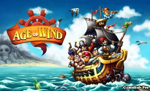 Tải Game Age Of Wind 3 Hack Mod Tiền Cho Android Full