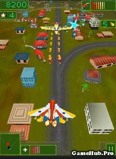 Tải Game Air War 3D Bắn Máy Bay Phi Thuyền 3D Cho Java
