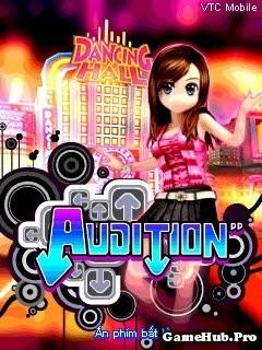 Tải game Audition Mobile Việt Hóa VTC Cho Java miễn phí