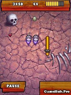 Tải Game Barbarian Snake - Con Rắn phiên bản 2016 Java