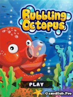 Tải game Bubbling Octopus bắn bóng mực Crack cho Java