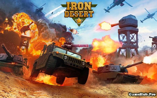 Tải Game Iron Desert Fire Storm Chiến Thuật Cho Android