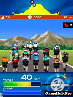 Tải Game Tour de France 2010 - Đua Xe Đạp 3D cho Java
