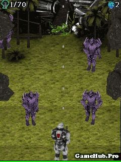 Tải Game UFO Invaders - Tiêu Diệt UFO Cho Java miễn phí