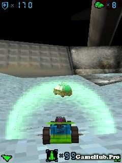 Tải Game Weapon Arena Race 2 Lái Xe Bắn Súng 3D Java