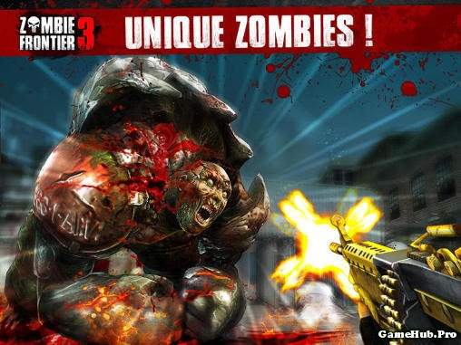 Tải game Zombie Frontier 3 Hack Mod Tiền cho Android
