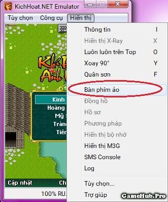 Tải KEmulator Tiếng Việt - Giả lập Java trên Máy Tính