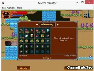 Thủ thuật chơi game tốt hơn Ninja School AngelChip 1.7