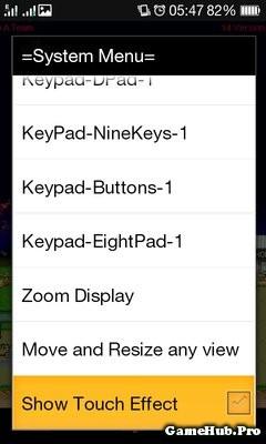 Thủ thuật giả lập J2me trên Android Full Màn Hình