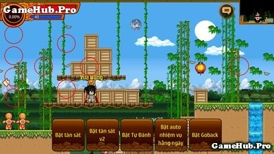 Hack Ninja School 143 Premium v5.4 cho Android HD tốt nhất