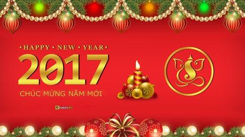 Lời chúc ngày tết Nguyên Đán Âm Lịch 2017 tràn đầy ý nghĩa