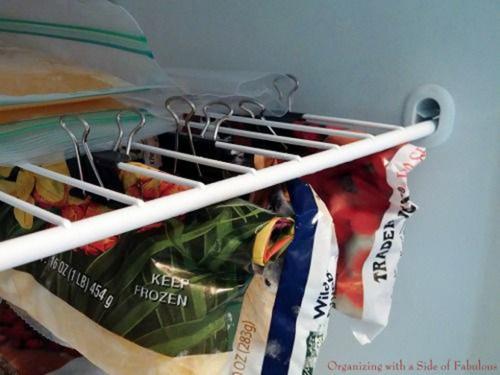 Những mẹo sắp xếp thông minh để tủ lạnh luôn gọn gàng