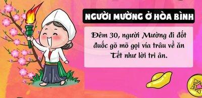 Phong tục truyền thống ngày 30 tết của dân tộc 3 miền