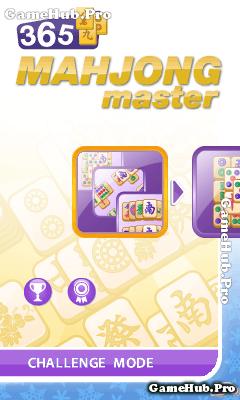 Tải game 365 Mahjong Master - Chơi mạt chược Pikachu Java