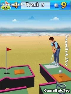Tải game 3D Mini Golf World Tour - Đánh Golf Mini Java