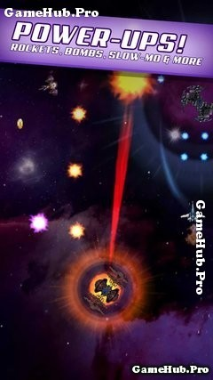 Tải game Awesome Space Shooter - Bắn máy bay Mod Android
