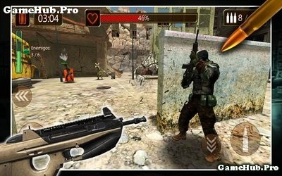 Tải game Battlefield Combat - Duty Call Mod tiền Android