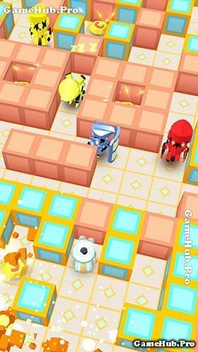 Tải game Blast Blitz - Đặt boom 3D Mod tiền cho Android