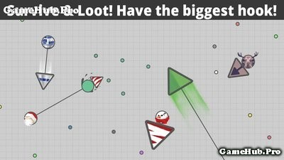 Tải game Blobie.io - Bắn tên tiêu diệt đối thủ cho Android