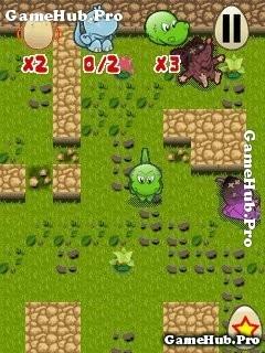 Tải game Bomber Dino - Khủng long đặt Boom cho Java