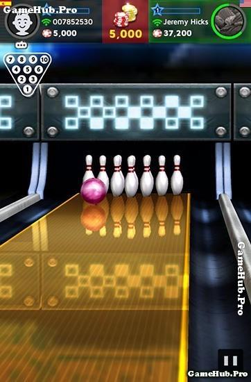 Tải game Bowling King - Chơi Bowling đồ họa đẹp cho Android