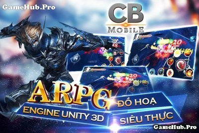 Tải game Cabal Mobile - Nhập vai ARPG cho Android iOS