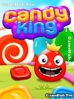 Tải game Candy King - Kết hợp kẹo, trí tuệ cho Java