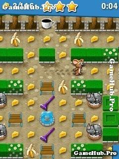 Tải game Cat and Mouse - Mèo và Chuột cực hay cho Java