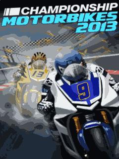 Tải game Championship Motorbikes 2013 - Đua xe máy Java