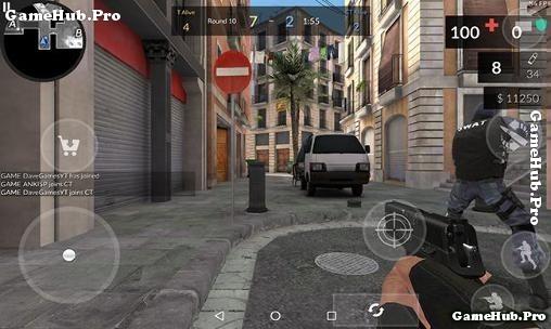Tải game Critical Ops - Bắn súng FPS Offline Mod Android