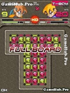Tải game Dots and Boxes - Trí tuệ đối kháng hại não Java