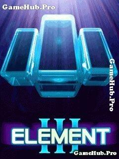 Tải game Element III - Hình khối vuông hại não cho Java