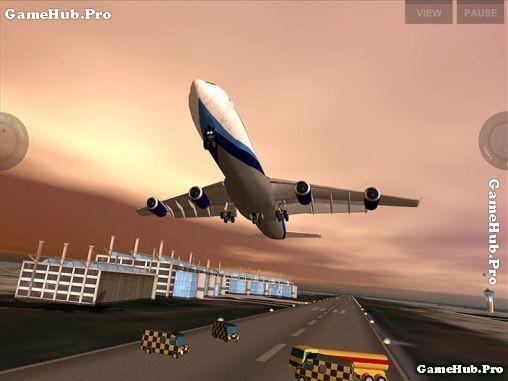 Tải game Extreme Landings Pro - Mô phỏng máy bay Android