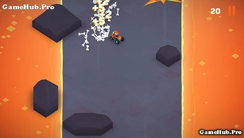 Tải game Hellrider 2 - Thử thách cùng Bộ Xương Mod
