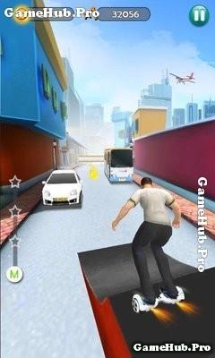 Tải game Hoverboard Surfers 3D - Lướt ván cực hay cho Java