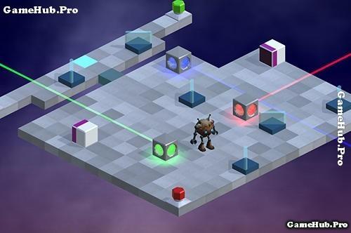 Tải game Into The Sky - Robot kích hoạt cảm biến Android