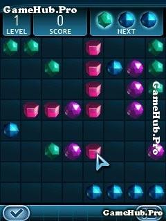 Tải game Jewel Lines - Phá hủy Kim Cương tựa Line Java