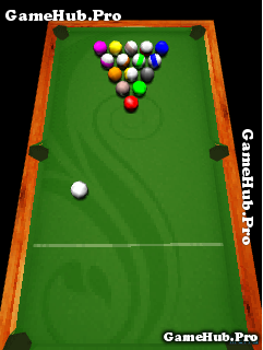 Tải game Luxury American Billiards - Đá Bi-A 3D Java