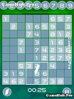 Tải game Master of Sudoku - Trí tuệ Nhật Bản cực khó Java