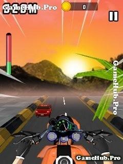 Tải game Moto Racing 3D 2 - Lái xe đường phố thực tế Java