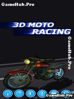 Tải game Moto Racing 3D - Đua xe tốc độ thực tế Java