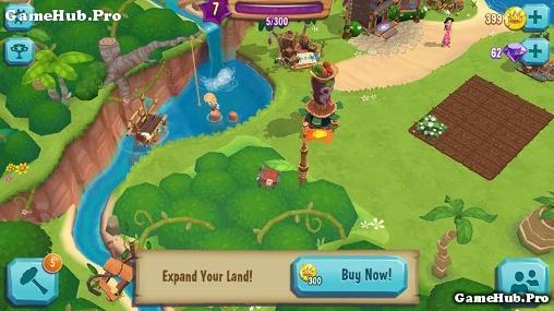 Tải game Paradise Bay - Xây dựng đảo Thiên Đường Android